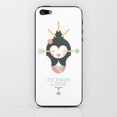 Geisha Love (Japan Contrasts series) iPhone & iPod Skin