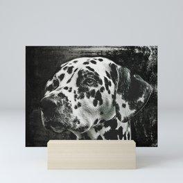 The Best Friends - Dalmatian Mini Art Print