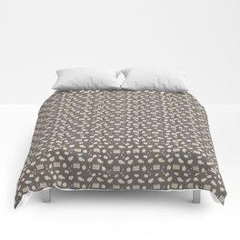 Ditsy Sheep Comforters