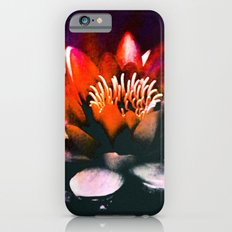 Red Water Lily iPhone 6s Slim Case