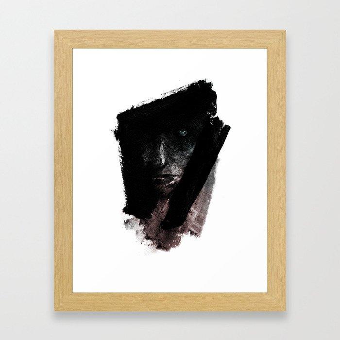CAPTURE / 03 Framed Art Print