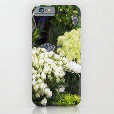 Premium Roses iPhone 6s Slim Case