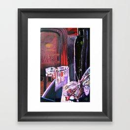 A Series of Wedding Dancer Still-Life Paintings 3. Framed Art Print