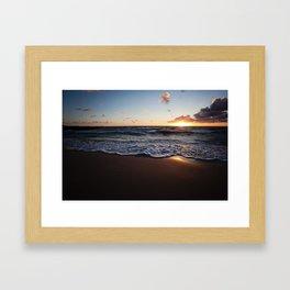 Morning Rise Framed Art Print