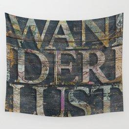 Reclaimed Wanderlust Wall Tapestry