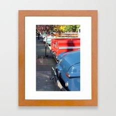 bumper crop Framed Art Print