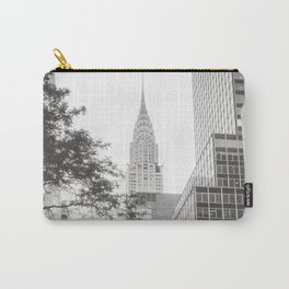 The Chrysler Building New York City Carry-All Pouch