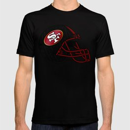 Tribal Style 49ers T-shirt