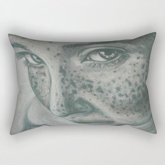 pecas! Rectangular Pillow
