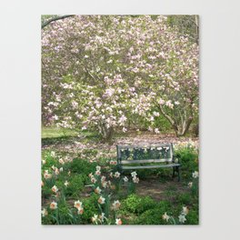 Missing You Canvas Print