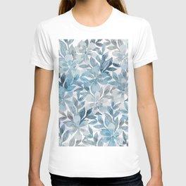 watercolor Botanical garden II T-shirt