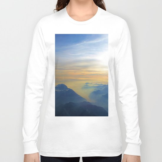 Look Through Any Window (What do you see) Long Sleeve T-shirt