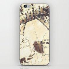 Polpisalve iPhone & iPod Skin