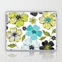 Flower Field 2 Laptop & iPad Skin