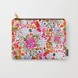 SWEET MEADOW FLOWERS  Carry-All Pouch