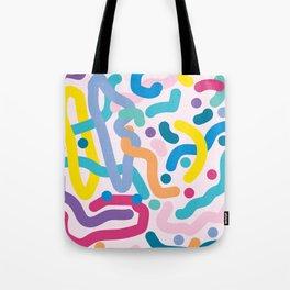Circus Trends Tote Bag