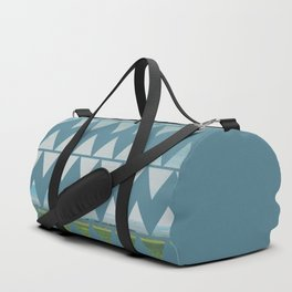 Abstract Formations Duffle Bag