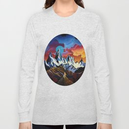 Moon Dog Long Sleeve T-shirt
