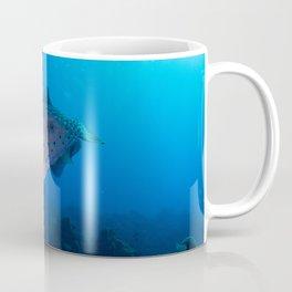Flyin' Filefish Coffee Mug