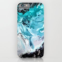 Oceanic Harmonies iPhone Case