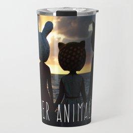Dapper Animals Sunset Travel Mug