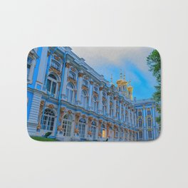 Catharine Palace Saint Petersburg Bath Mat