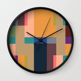 All Invited Wall Clock