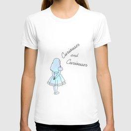 Curiouser and Curiouser T-shirt