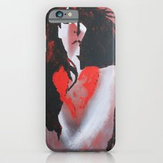 Naked Heart iPhone 6s Slim Case