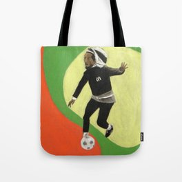 B. Marley - playing Tote Bag
