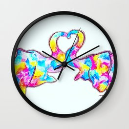 Endless Love Wall Clock