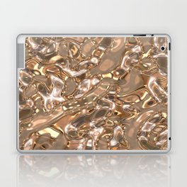 MetalArt liquid texture Laptop & iPad Skin