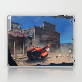 Old Western Town Laptop & iPad Skin