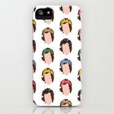 HARRY STYLES: THE SCARF MANIA iPhone (5, 5s) Slim Case