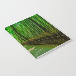 Bamboo Trail Notebook