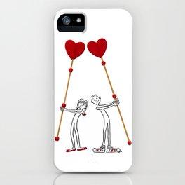 DIDI in love iPhone Case