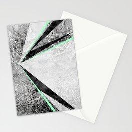 GEO BURST II Stationery Cards
