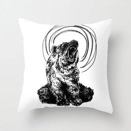Spirit Animal Throw Pillow