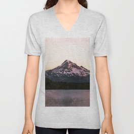Getting Lost at the Lake Unisex V-Neck