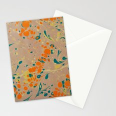 Marble Print #6 Stationery Cards
