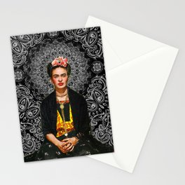 Frida Kahlo 4  Stationery Cards