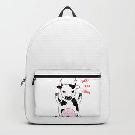MooHooHaHa Backpack