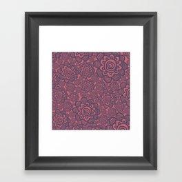 Tribulation Framed Art Print