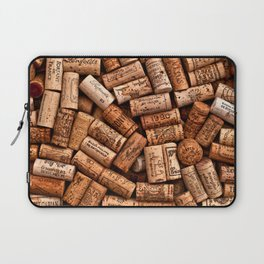Corks,wine corks Laptop Sleeve