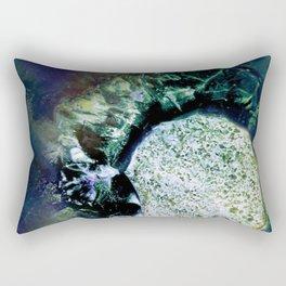 Cosmic Crystal Rectangular Pillow