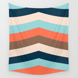 Kings River Sunset Wall Tapestry
