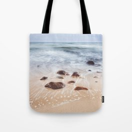 By the Shore - Landscape and Nature Photography Tote Bag