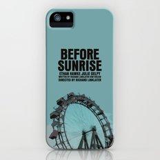 Before Sunrise Movie Poster Slim Case iPhone (5, 5s)
