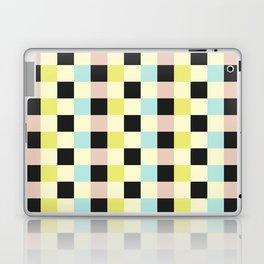 PRINCESS CHECKS Laptop & iPad Skin