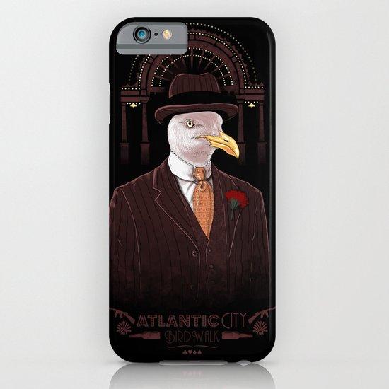 BIRDwalk Empire iPhone & iPod Case